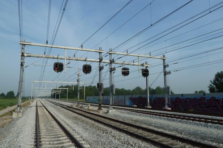 Randstadspoor Utrecht Lunetten