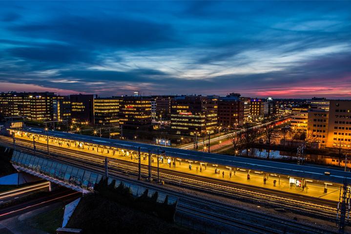 Noord/Zuidlijn Amsterdam